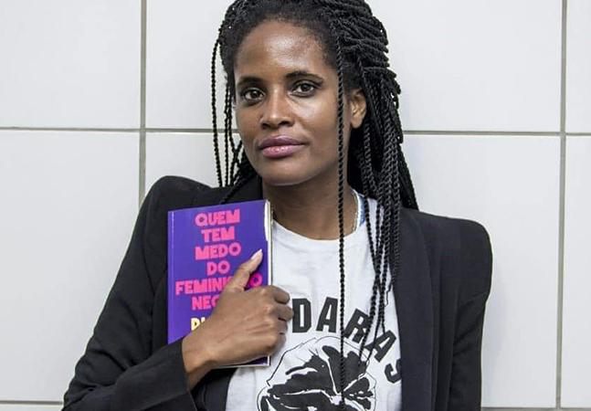 Djamila Ribeiro: biografia e formação de intelectual negra em dois atos