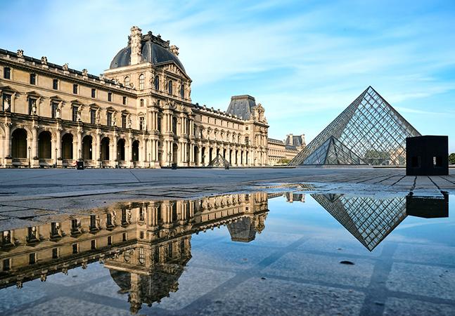 Museu do Louvre abre seu acervo inteiro para visita online pela primeira vez