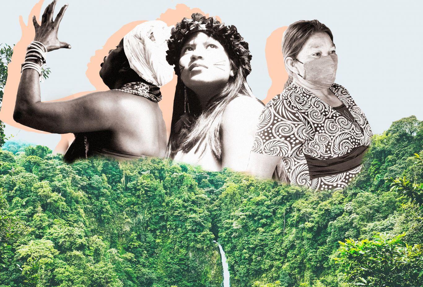 Modefica lança bolsas de reportagem sobre clima e gênero na Amazônia