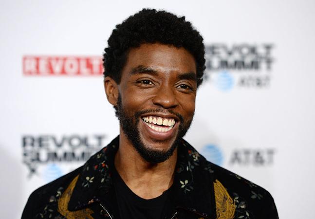 Chadwick Boseman recebe indicação póstuma ao 'Oscar' por filme com Viola Davis