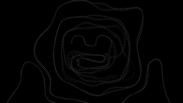 """Obra """"NEUROABU #03"""", criado por André Abujamra, embaixador da Phonogram.me © reprodução"""