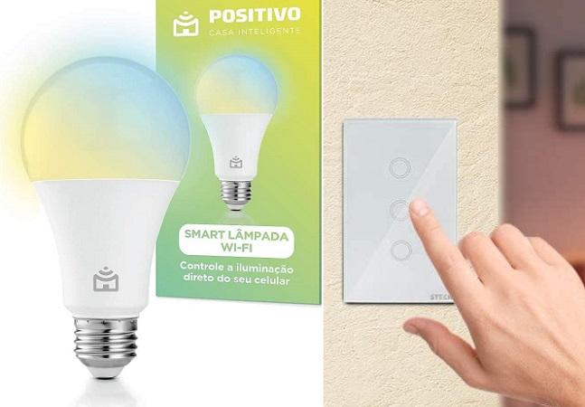 Casa inteligente: confira 14 lâmpadas, interruptores e outros equipamentos para o seu lar