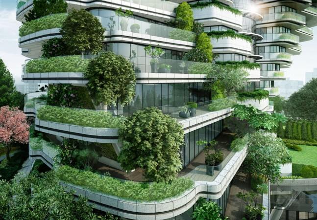 Taiwan inaugura prédio sustentável capaz de filtrar poluição