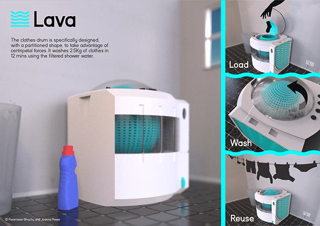 Instruções do uso da Lava Aqua X