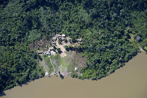 Reserva no Pará