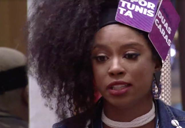 'BBB': Lumena desaba e antecipa tribunal das redes; Ana Maria se desculpa por 'racismo reverso'