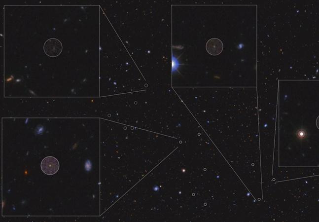Astrônomos encontram galáxias do tempo que o universo era 'bebê' de 1 bilhão de anos