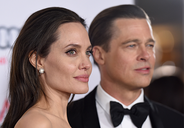 Angelia Jolie acusa Brad Pitt de violência doméstica; filho testemunha contra pai