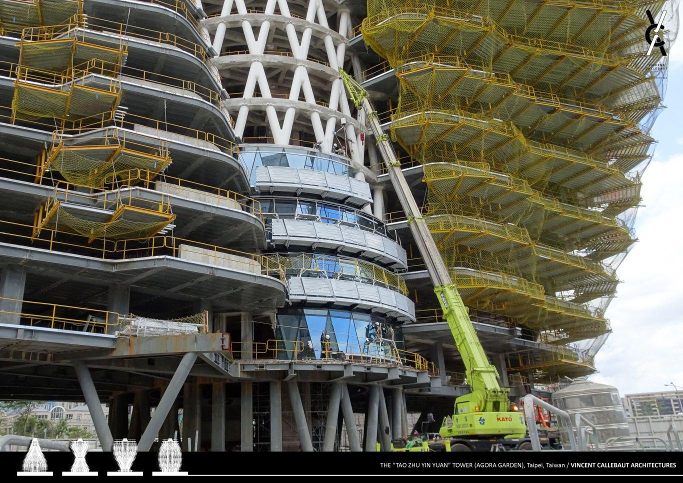 A construção do edifício sustentável deve ficar pronta em 2021