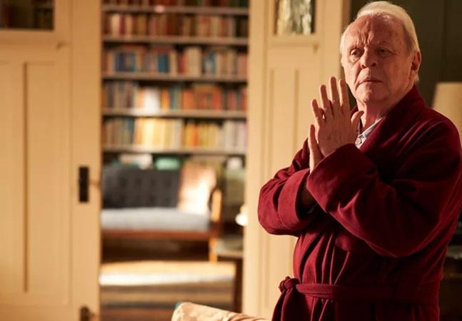 'Oscar': Anthony Hopkins estrela filme sobre demência indicado a seis estatuetas