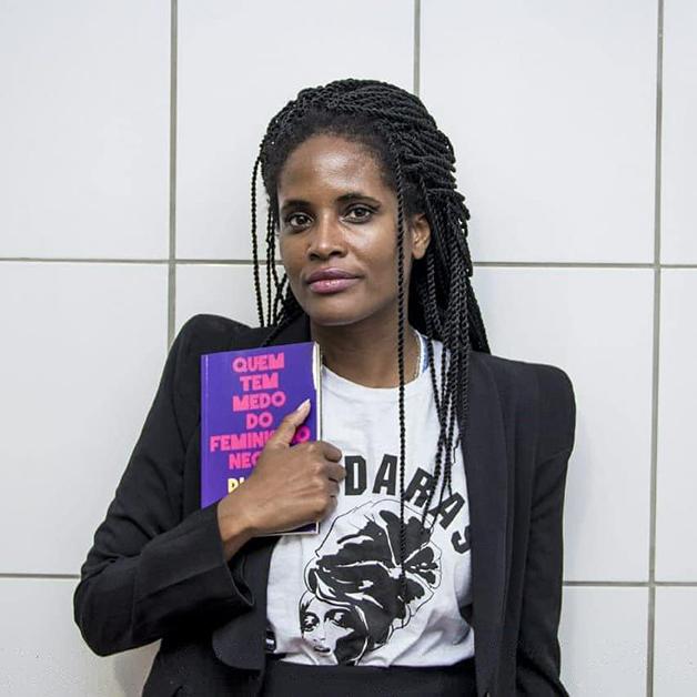 Quem tem medo do feminismo negro?: Djamila e seu livro lançado em 2019