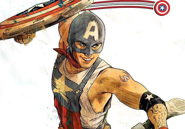 'Capitão América' gay é aposta da Marvel para ampliar diversidade nos quadrinhos