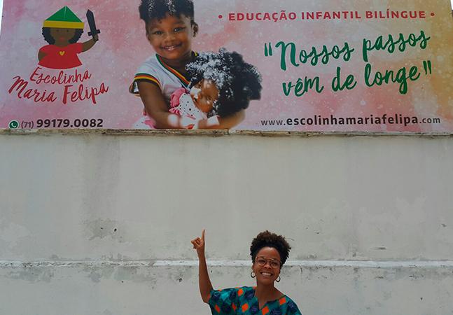 Escola Maria Filipa: escola afro-brasileira em Salvador repensa marcos civilizatórios por uma educação decolonial