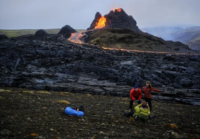 Islândia registra 50 mil tremores de terra em um mês e 'acorda' vulcão após 6 mil anos