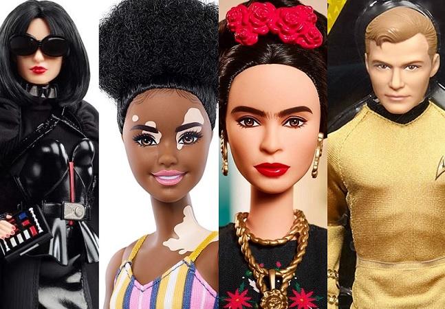 Barbie & Ken: 9 bonecas inspiradoras — e até exclusivas — à venda pela Mattel