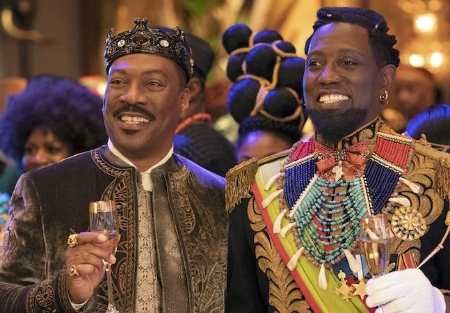 'Príncipe em NY' estreia com elenco original, figurino e penteados incríveis