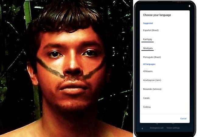 Motorola acrescenta línguas indígenas em seus smartphones
