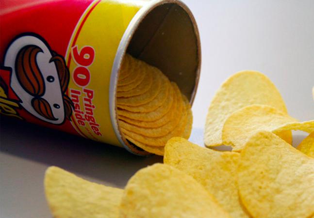 Inventor da Pringles e de sua icônica embalagem teve as cinzas enterradas em um tubo