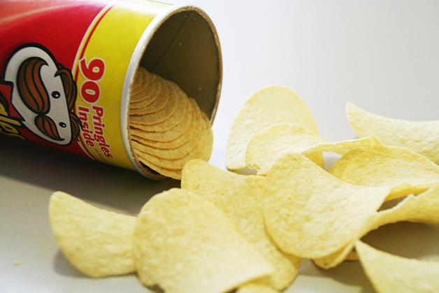 Tubo de Pringles