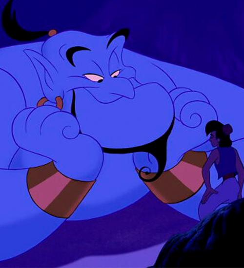 Detalhes brilhantemente escondidos em filmes da Disney que fazem todo sentido
