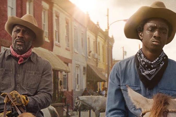 'Alma de Cowboy': Idris Elba em filme sobre história real de cowboys negros dos EUA