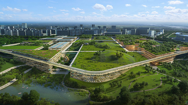 Chengdu Future City
