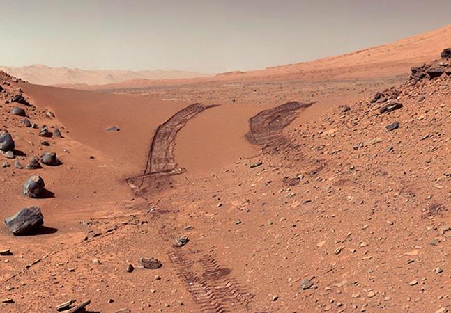 Marte tem terremotos fortes registrados por sonda; abalo é provocado por vulcão