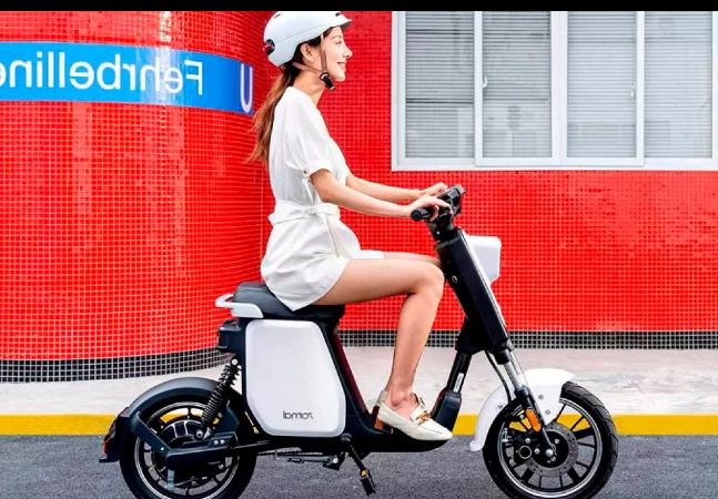 Scooter elétrica da Xiaomi custa menos que um smartphone