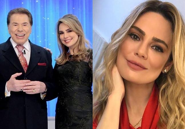 Silvio Santos é acusado de assédio moral em processo movido por Rachel Sheherazade