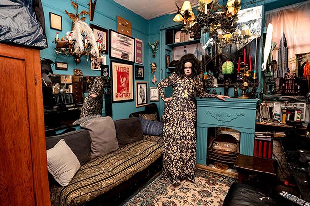 """Flloyd NYC e sua casa no livro """"New Yorkers"""""""