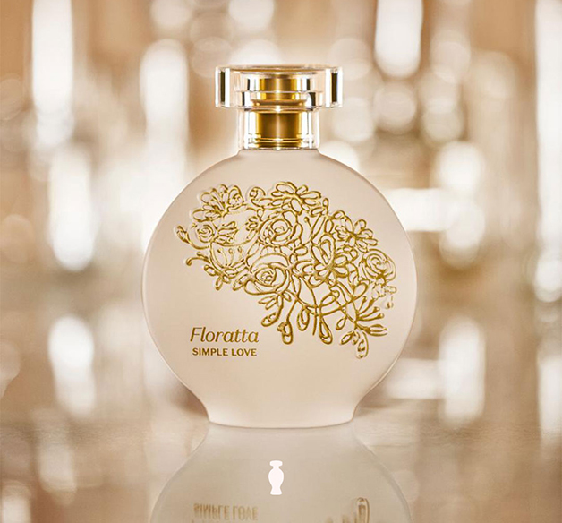A nova Floratta Simple Love, do Boticário