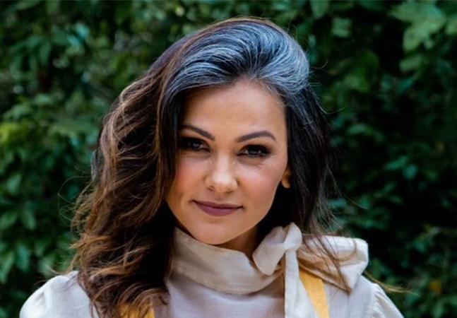 Suzana Alves diz que teve medo de ser expulsa de casa por causa de 'Tiazinha'