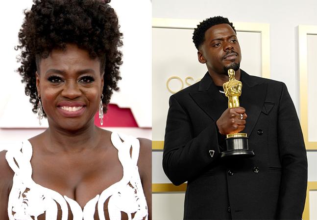 'Oscar' teve feito de Viola Davis, dança de Glenn Close e emoção em fala de Daniel Kaluuya