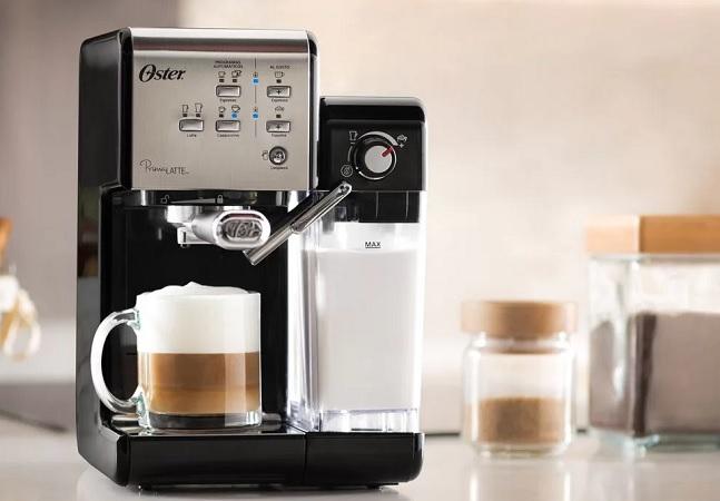 Cafeteira: máquina dos sonhos faz café expresso, latte e capuccino