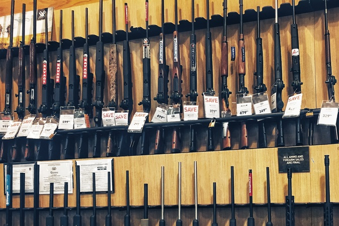 PF divulga aumento de oito vezes no registro diário de armas em dois anos