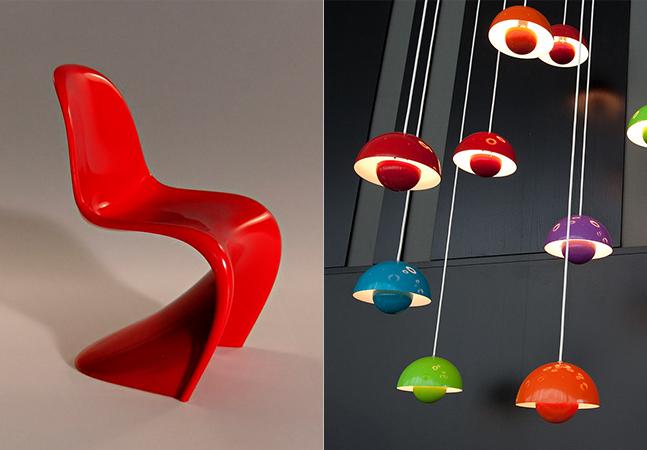 Verner Panton: o designer que desenhou a década de 60 e o futuro