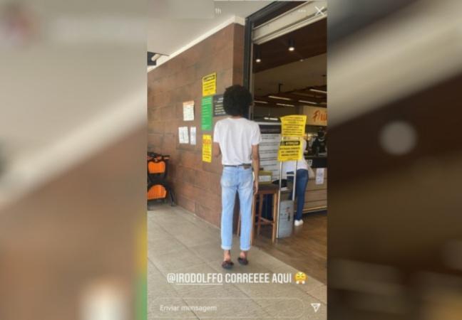 Estudante denuncia racismo por foto de cabelo black power: 'Rodolffo, vem aqui'