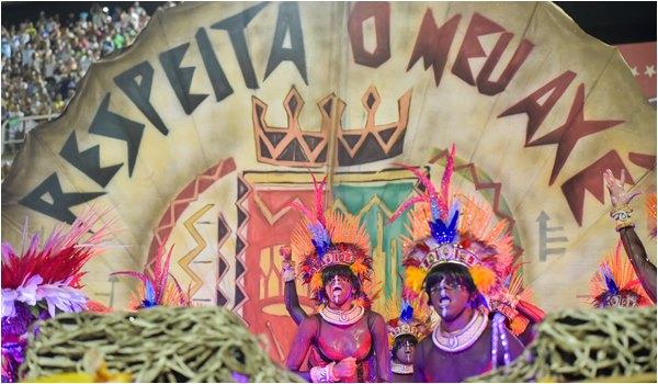 Grande Rio | Tata Londirá: O canto do caboclo no Quilombo de Caxias