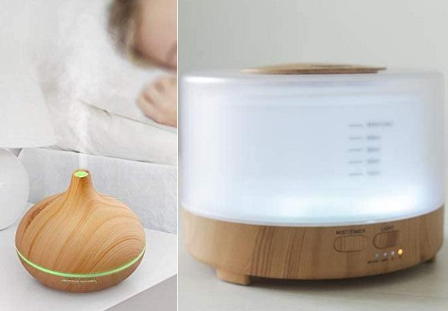 Difusores ultrassônicos: opções para purificar o ar de casa com óleos essenciais