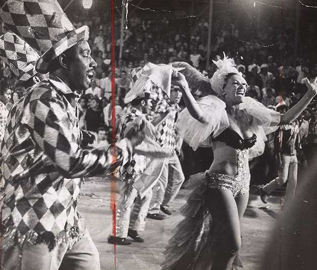 Desfile da Mangueira em 1970