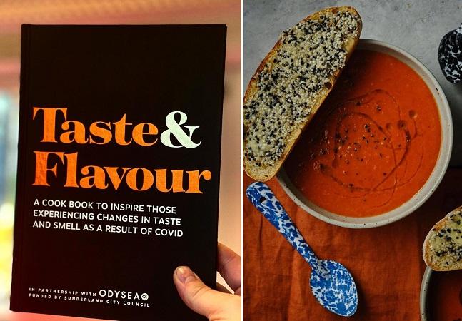 Covid: chefs criam livro de receitas para quem perdeu olfato ou paladar