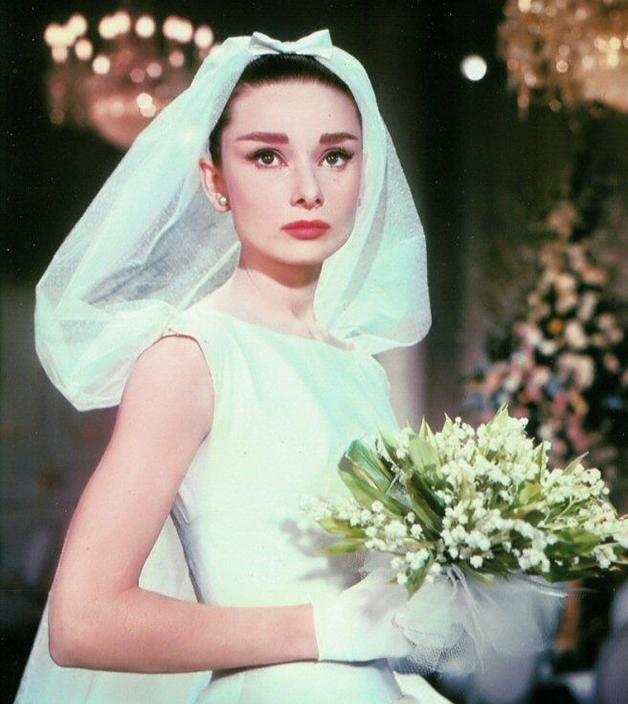 "Audrey Hepburn em cena de ""Funny Face"""