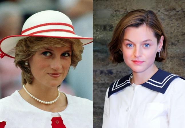 Diana em 'The Crown', atriz se identifica como queer; entenda