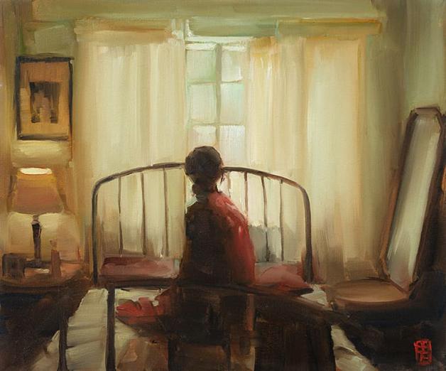 Pintura de Sasha Hartslief