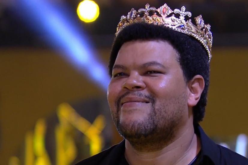 'BBB': Babu Santana prova ser o maior participante da história do reality show