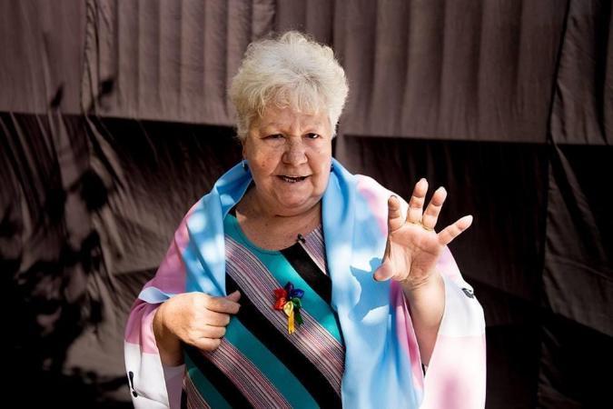 Anyky Lima teve vida de luta pelos direitos de trans e travestis