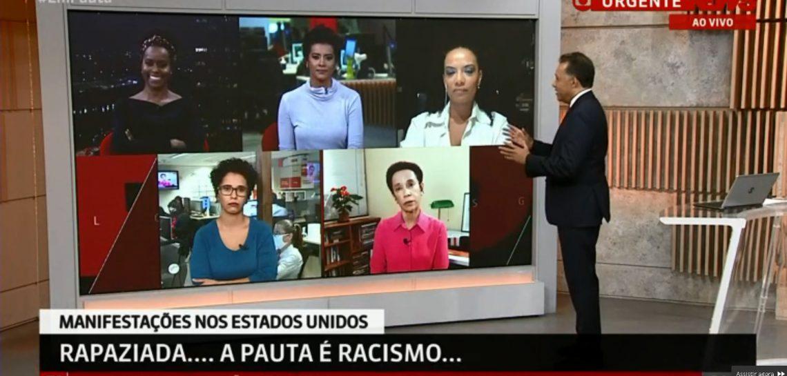 Racismo em pauta na Globonews