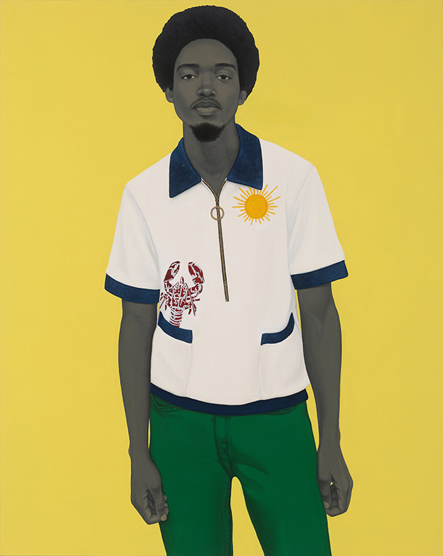 """""""A bucket full of treasures (Papa gave me sunshine to put in my pockets…)"""", de Amy Sherald"""