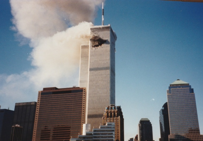 11 de setembro em fotos inéditas encontradas em álbum do Dia dos Namorados