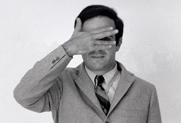 O diretor François Truffaut